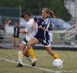 Girls Soccer - Washington & Lee High School Athletics